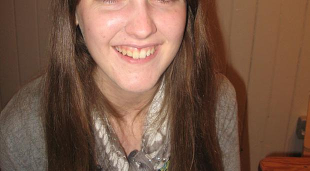 A near-fatal illness made the Ards student realise the importance of liver donors. Natalie Irvine meets her