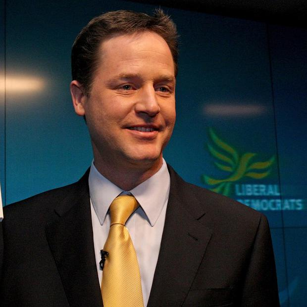 Deputy Prime Minister Nick Clegg has hailed a 'fairness premium' designed to help children from poorer families