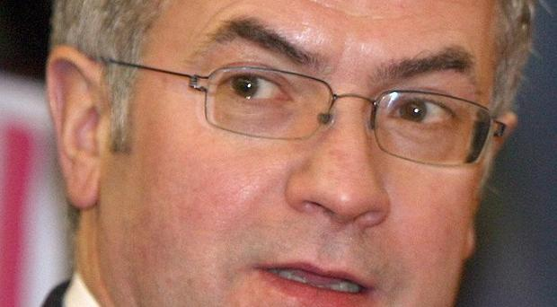 Social Development Minister Alex Attwood