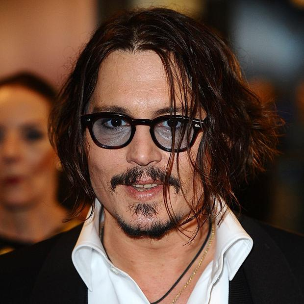 Johnny Depp hung out unidentified at Keith Richards' house for two years