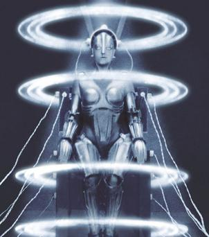 Still gaga for radioMaking waves: Fritz Lang's iconic movie Metropolis, as used in the Queen video for Radio Ga Ga, imagined a futuristic world based solely on technology
