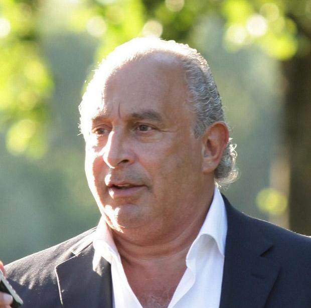 Bowing out: Sir Philip Green has sold BHS to a consortium