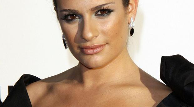 Lea Michele says she was told to get a nose job