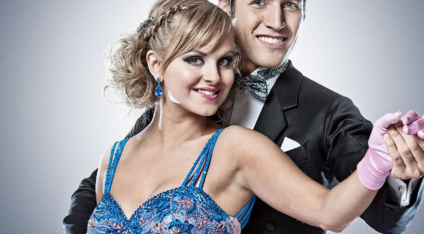 Tina O'Brien is returning to the Strictly dancefloor