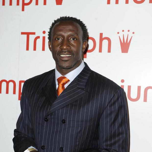 Linford Christie is reportedly set to appear in I'm A Celebrity... Get Me Out Of Here!