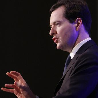 A thinktank has condemned Chancellor George Osborne's 'regressive' spending cuts