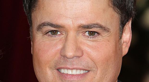 Donny Osmond is lining up a series of pre-Christmas shows on Broadway