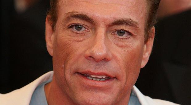 Jean-Claude Van Damme has denied he suffered a heart attack
