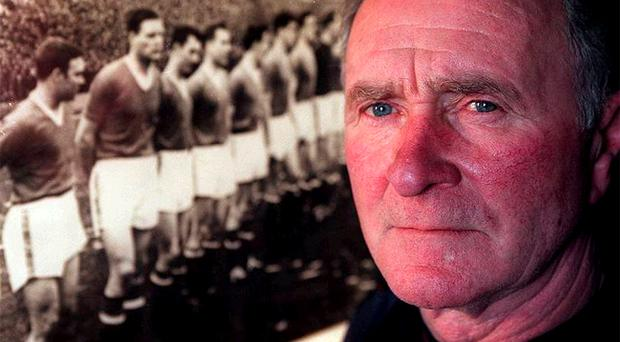 Harry Gregg is annoyed that Wayne Rooney is seemingly turning his back on Manchester United