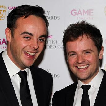 Ant and Dec will be serving up more revolting bushtucker this year