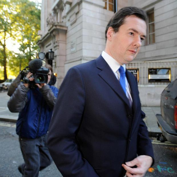 Chancellor George Osborne has defended his £81bn spending cuts