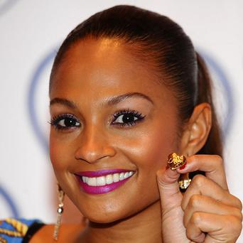 Alesha Dixon will present the 15th annual Mobo awards