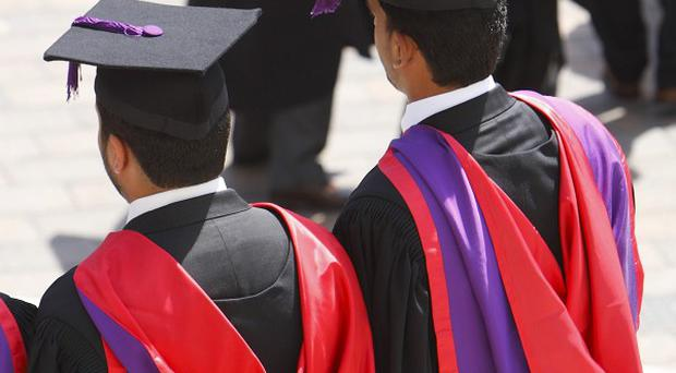 Nearly three in ten potential students have been denied a place at university