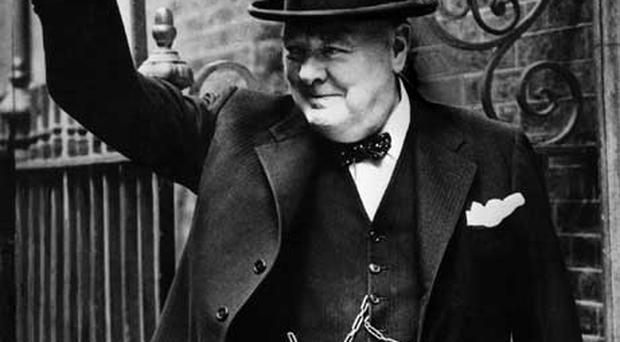 Dogged: Winston Churchill in 1943