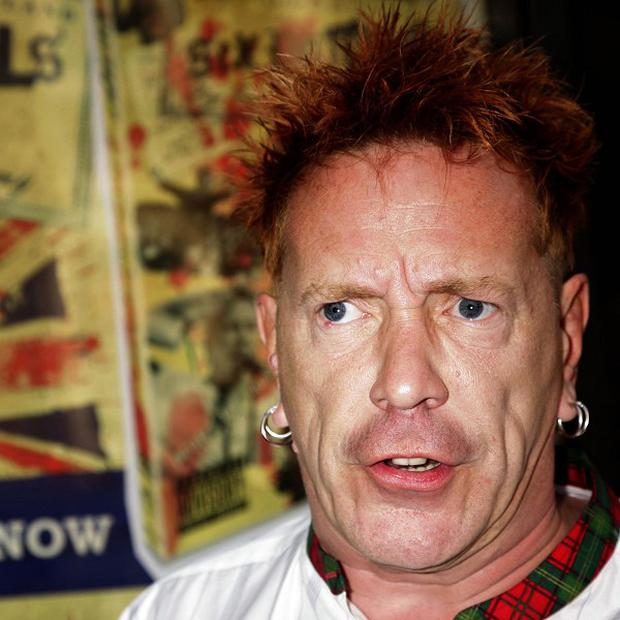 John Lydon is mourning after the death of his step-daughter