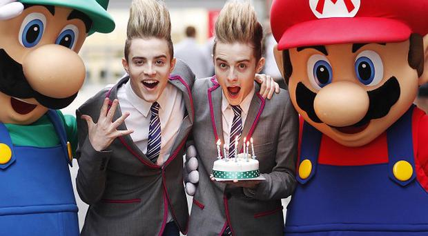 Jedward reckon they are the Barack Obamas of The X Factor