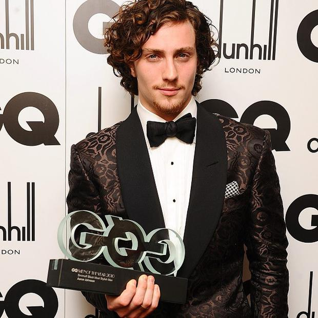 Aaron Johnson could be set to star in Jack The Giant Killer