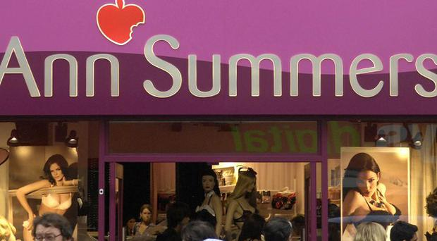A radio ad Ann Summers has been banned despite the lingerie retailer applying for a post-watershed slot