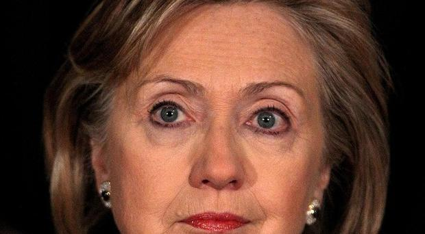 US Secretary of State Hillary Clinton has said the Obama administration will ask Congress for the money