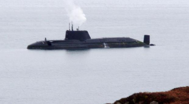 HMS Astute has been freed after it ran aground off the coast of the Isle of Skye