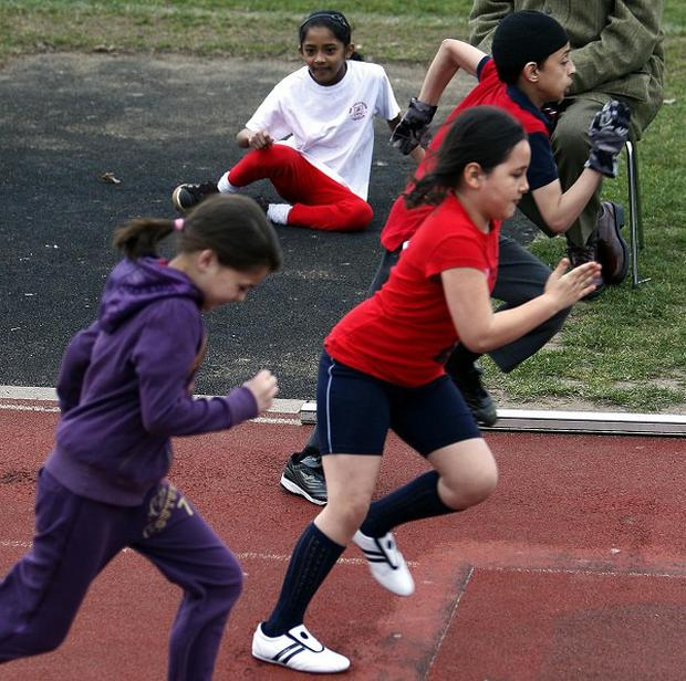Alarming numbers of children are not getting enough exercise, the survey has found