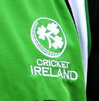 Ireland cricket badge