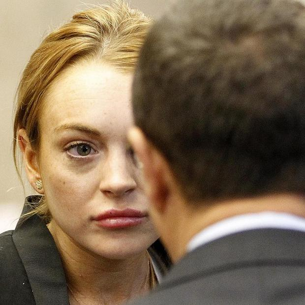 Lindsay Lohan has been ordered to return to rehab
