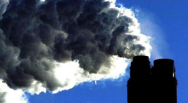 Greenhouse gas emissions fell for the first time in 20 years, according to scientists
