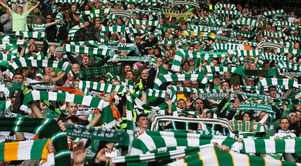 In tune: The story of Celtic will get the big screen treatment.