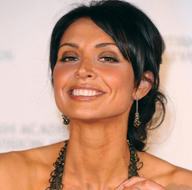 Christine Bleakley presents ITV's new breakfast show