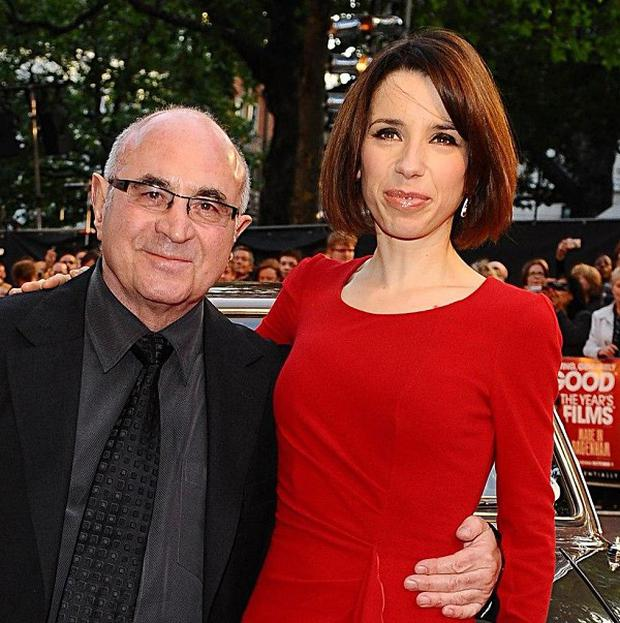 Bob Hoskins and Sally Hawkins star in Made in Dagenham