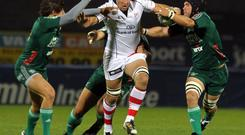Ulster's Pedrie Wannenburg is a man for the big occasion — and they don't come much bigger than a derby date with Munster in Belfast