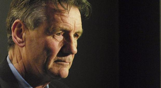 Star man: Michael Palin who is returning to the Belfast Festival this week