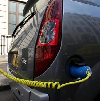 An agreement between car manufacturers and the Government could lead to more electric vehicle charging points being installed in Northern Ireland