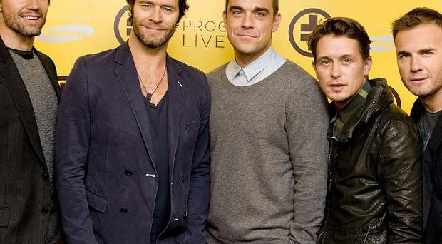 Take That have announced their first tour as a complete group in 16 years