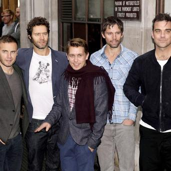 Take That have changed their album release date