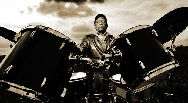 Tony Allen: 'The greatest drummer who ever lived'