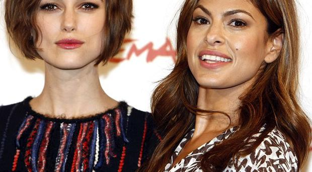 Keira Knightley and Eva Mendes star in Last Night
