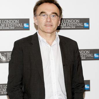 Danny Boyle says he'd chew off his own arm if he had to