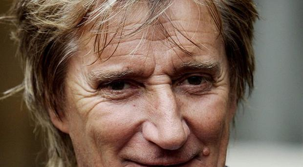 Rod Stewart said he has lost count of the number of women he has slept with