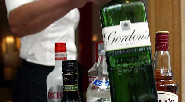 A gin and low-calorie tonic will account for two ProPoints in the new Weightwatchers diet system