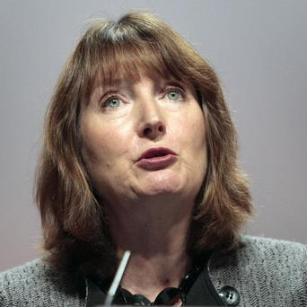 Harriet Harman was forced to apologise for branding a senior coalition minister a 'ginger rodent'