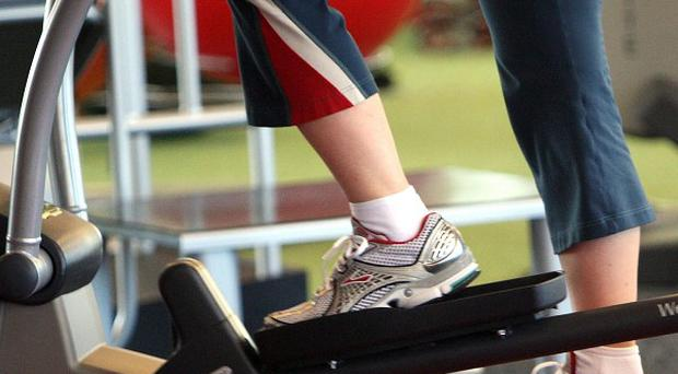 Scientists found people who exercise regularly during leisure time are less likely to be depressed