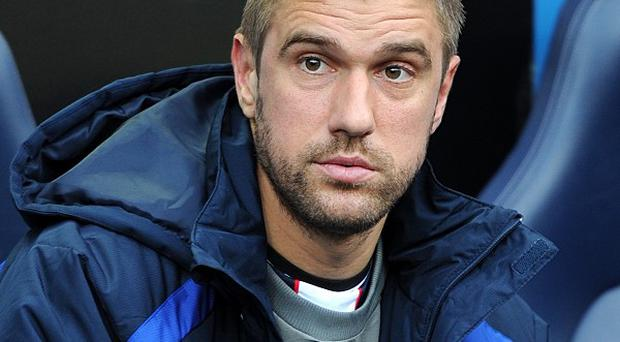 Premier League footballer Ivan Klasnic has been re-bailed over an allegation that he raped a 17-year-old girl