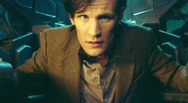 The Doctor Who Experience will include newly-filmed scenes with current Doctor Matt Smith (BBC)