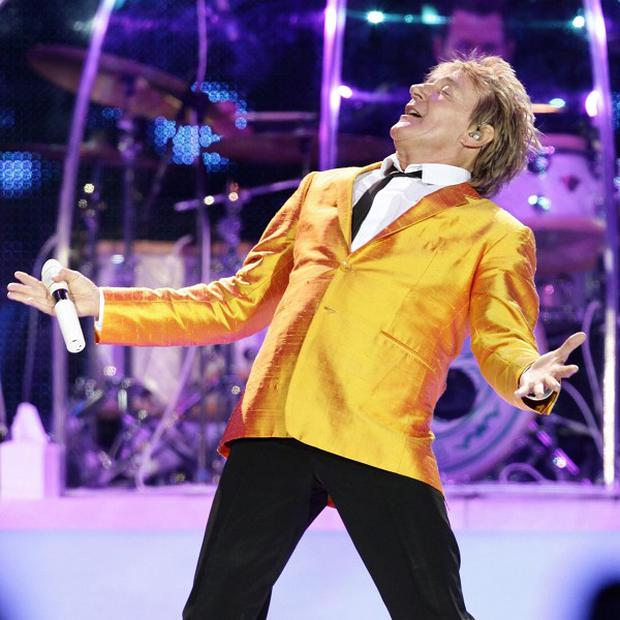 Rod Stewart said he's lost count of how many one-night stands he's had