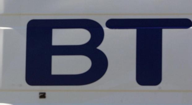 BT has restored broadband service to those homes affected by a technical fault