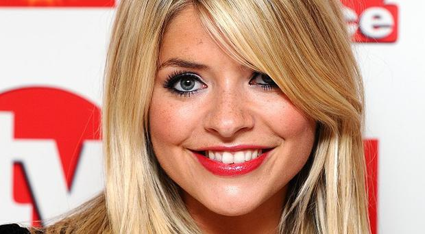 Holly Willoughby is pregnant with her second child