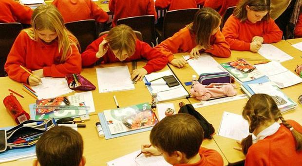 Poorer children are twice as likely to start school with behaviour problems, new research suggests