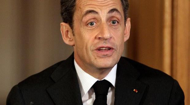 Letter bombs targeting President Sarkozy have been intercepted in Greece.